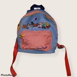 VTG Children's Backpack German Die Lieben Sieben